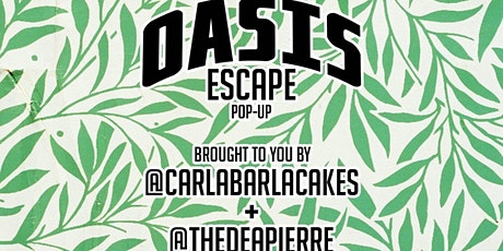 Oasis Escape Pop-Up tickets