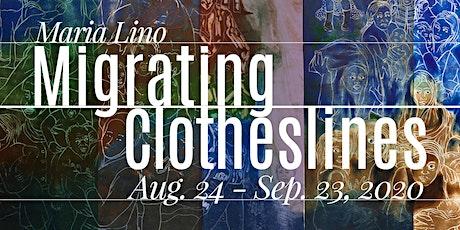 Artist Talk: Maria Lino tickets