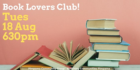Pimpama Book Lovers Club Info Evening tickets