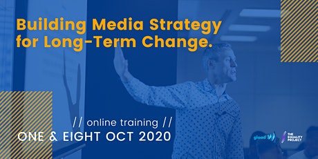 Building Media Strategy for Long-Term Change tickets
