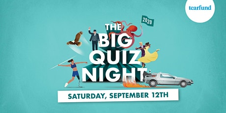 Big Quiz Night - The Upper Room tickets