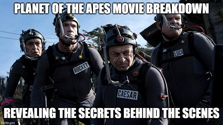 Planet of the Apes movie breakdown Part 1/2 image