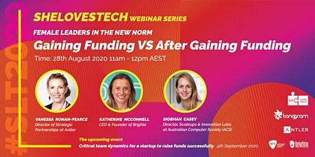 Panel Webinar: Female Leaders in The New Norm tickets