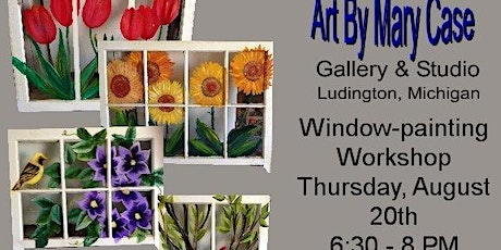 Window-painting Workshop tickets