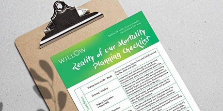 End-of-Life Planning Checklist tickets