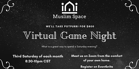 Virtual Game Night tickets