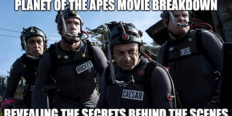 Planet of the Apes movie breakdown Part 2/2 tickets
