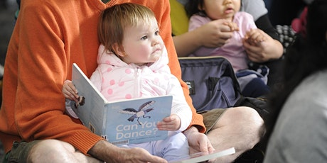 Virtual Baby Rhymetime with Stirling Libraries