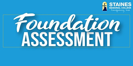 Foundation (Prep) Assessment tickets