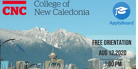 Free Immigration Event: College of New Caledonia tickets