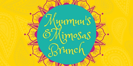 Muumuu's & Mimosa's Charity Brunch tickets