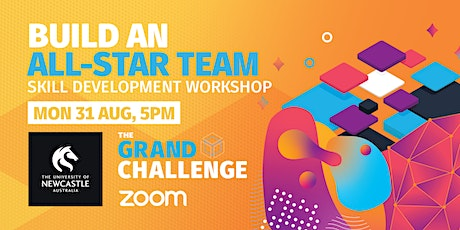 Grand Challenge Workshop: Build an All-Star Team tickets