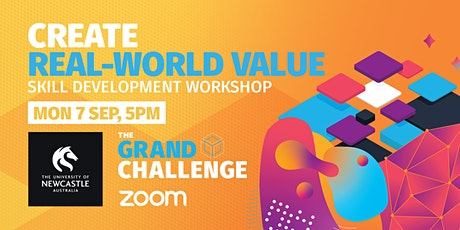 Grand Challenge Workshop: Create Real-World Value tickets