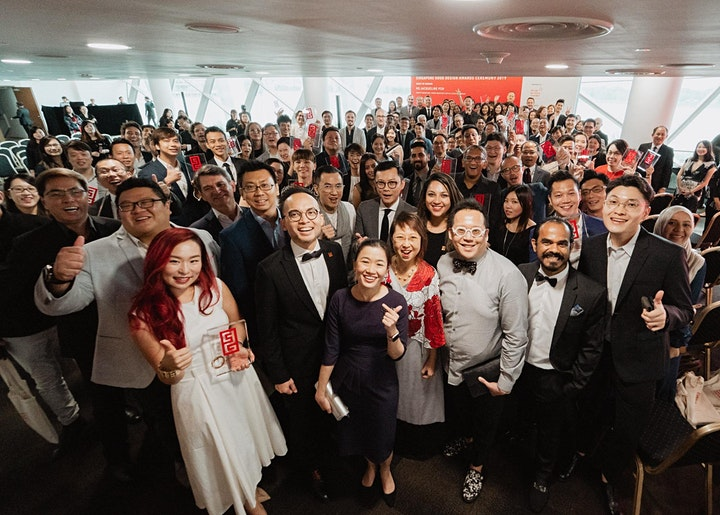 Singapore Good Design 2021 Awards Ceremony image