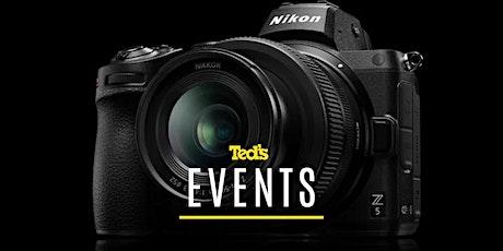 Nikon - Z5 First Look | Sydney (119550) tickets