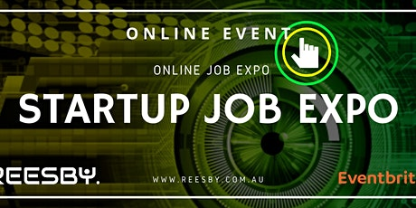 Startup Jobs Fair (Virtual) tickets