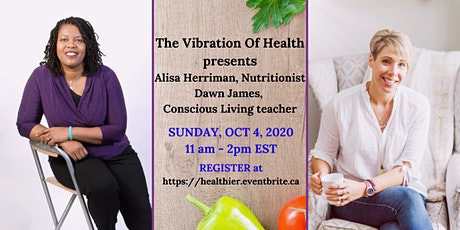 The Vibration of Health seminar tickets