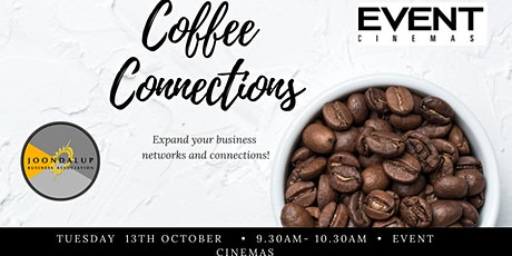 Coffee Connection - Networking Event - Event Cinemas - Whitfords tickets