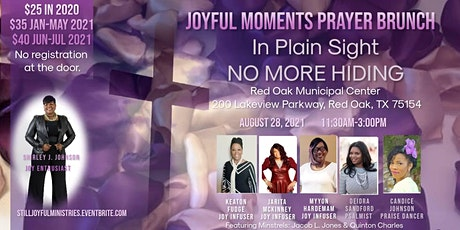 Joyful Moments Prayer Brunch 2021 tickets