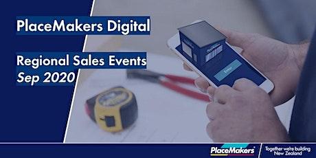 PlaceMakers Digital Regional Sales Event - Hamilton tickets