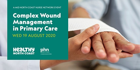 Complex Wound Management in Primary Care - MNC Nurse Network (Webinar) tickets