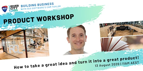 Building Business: Product Workshop tickets