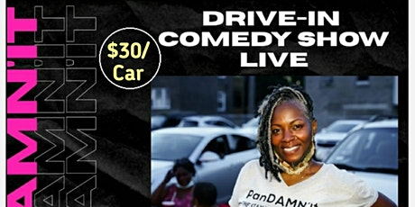 PanDAMN'it Live Drive In Comedy Show tickets