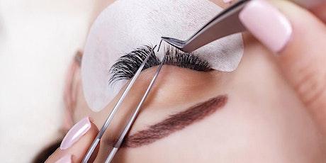 Orlando FL 2 Day Live Model Mink Eyelash Extension Training(Classic/Volume) tickets