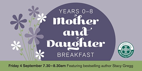 P&F Mother and Daughter Breakfast tickets