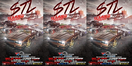 STL Summer Showdown 2.0 Car/Bike Show, Grudge Race & Sound Competition tickets