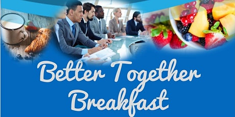 Better Together Breakfast tickets