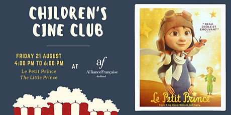 Children's Ciné Club tickets