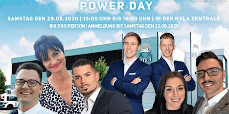 DREAMTEAM LEBE PERFEKT POWER DAY Tickets
