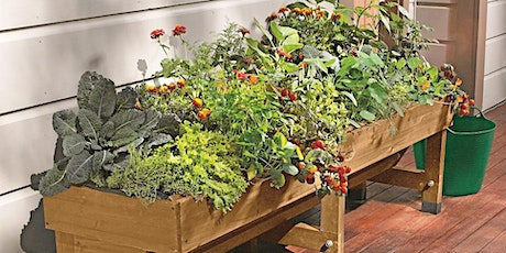 Small Space Gardening tickets