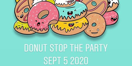 DoNUT Stop the Party ingressos