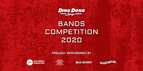Ding Dong Lounge Bands Competition Prelim 3 tickets