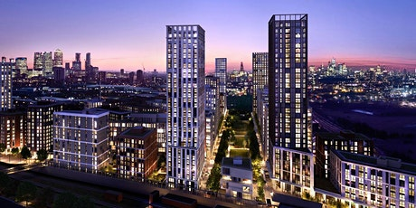 London Property Private Launch: Twelvetrees Park tickets