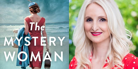 Library Online: In-conversation with Belinda Alexandra - The Mystery Woman tickets