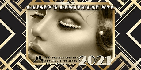 Gatsby's Penthouse - Atlanta New Year's 2021 tickets