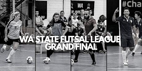 Wa State Futsal League Grand Final tickets