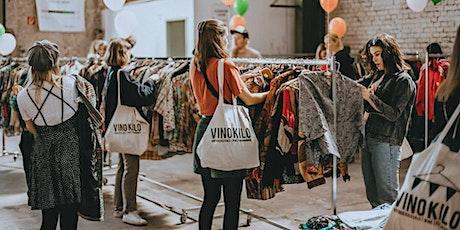 Vintage Kilo Pop Up Store • Pisa • VinoKilo biglietti