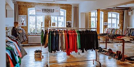 Vintage Kilo Pop Up Store • Mannheim • VinoKilo Tickets