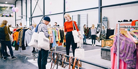 Vintage Kilo Pop Up Store • Luxembourg • VinoKilo billets