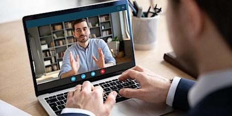 Professional Development - Negotiation Training virtual workshop tickets