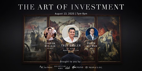 The Art of Investment tickets