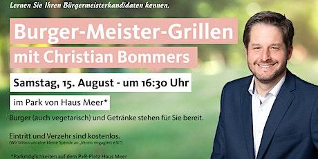 Burger-Meister-Grillen Tickets