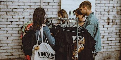Vintage Kilo Pop Up Store • Luzern • VinoKilo Tickets