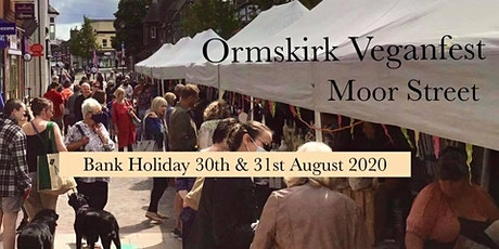 Ormskirk VeganFest Bank Holiday August tickets