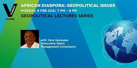 Vlerick Alumni - African Diaspora: Geopolitical Issues tickets