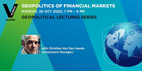 Vlerick Alumni - Geopolitics of Financial Markets tickets